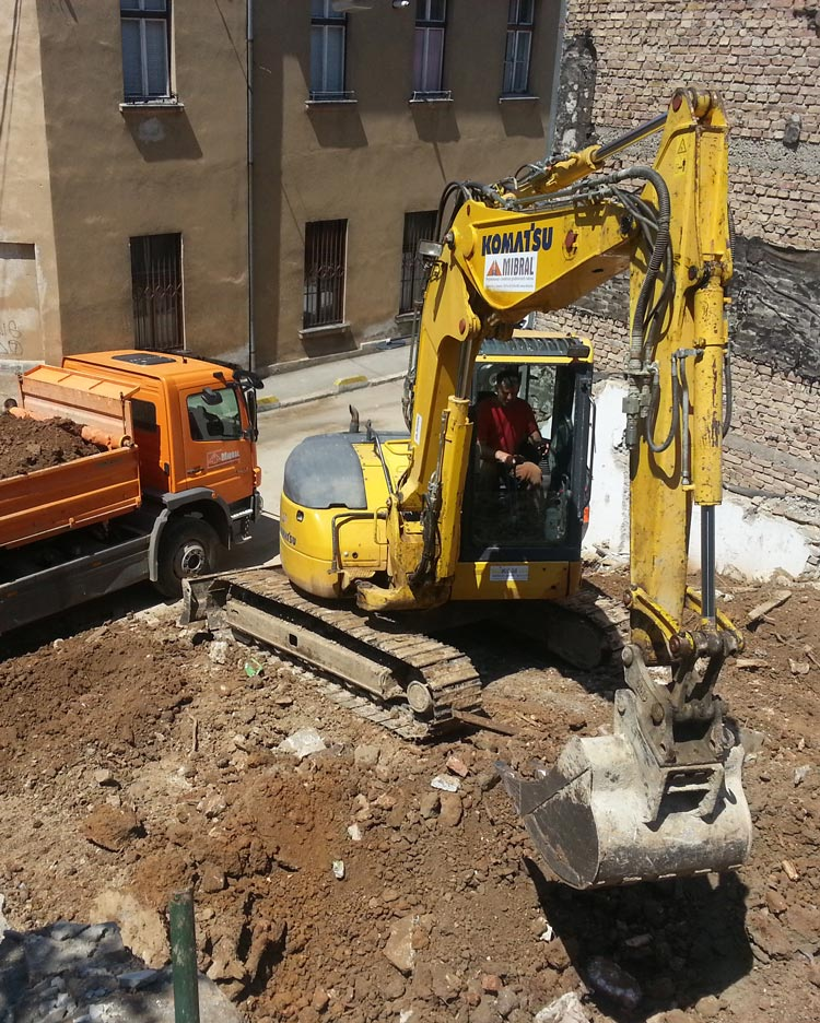 Rekonstrukcija i izgradnja upravne zgrade Bosna S d.o.o. Sarajevo