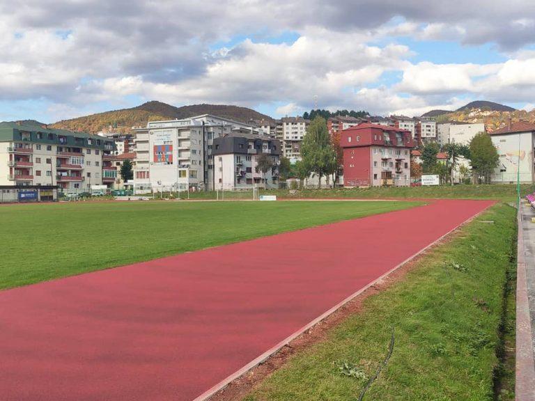 Atletska staza Vogosca